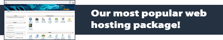 SSD Shared Hosting
